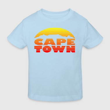 Cape Town Strampler Baby Collection - Kinder Bio-T-Shirt