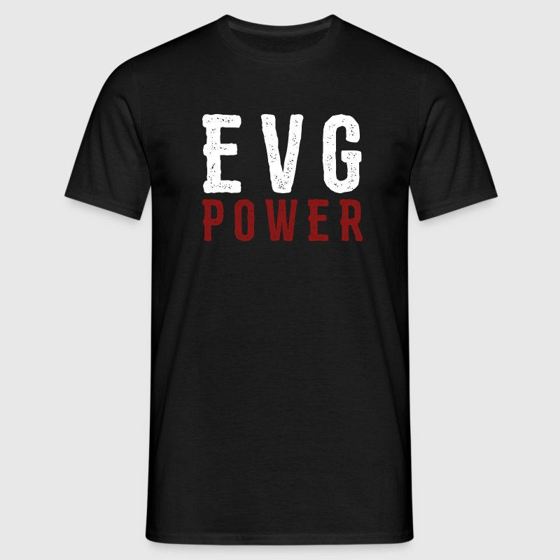 evg power Tee shirts - T-shirt Homme