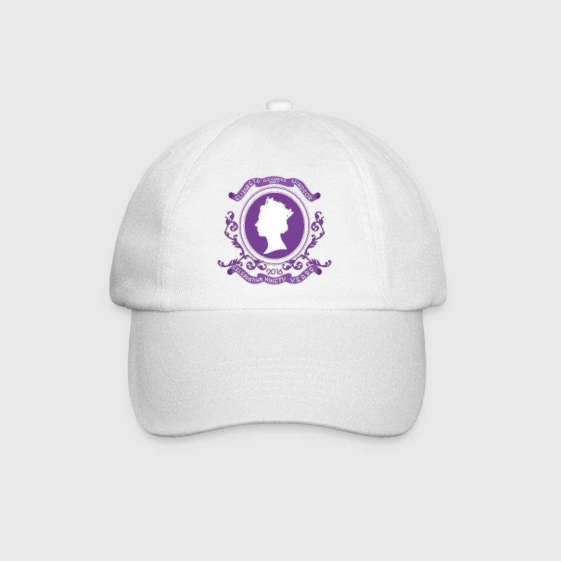 Queen Elizabeth Birthday Commemorative - Baseball Cap