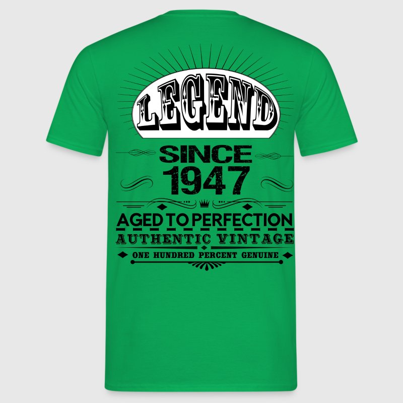 LEGEND SINCE 1947 T-Shirts - Men's T-Shirt