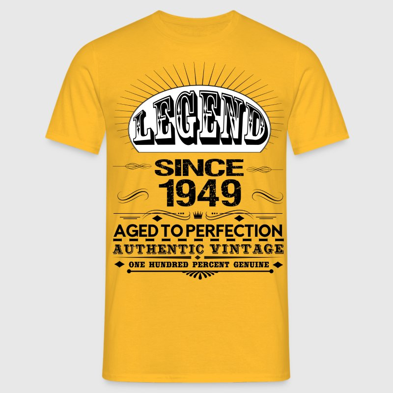 LEGEND SINCE 1949 T-Shirts - Men's T-Shirt