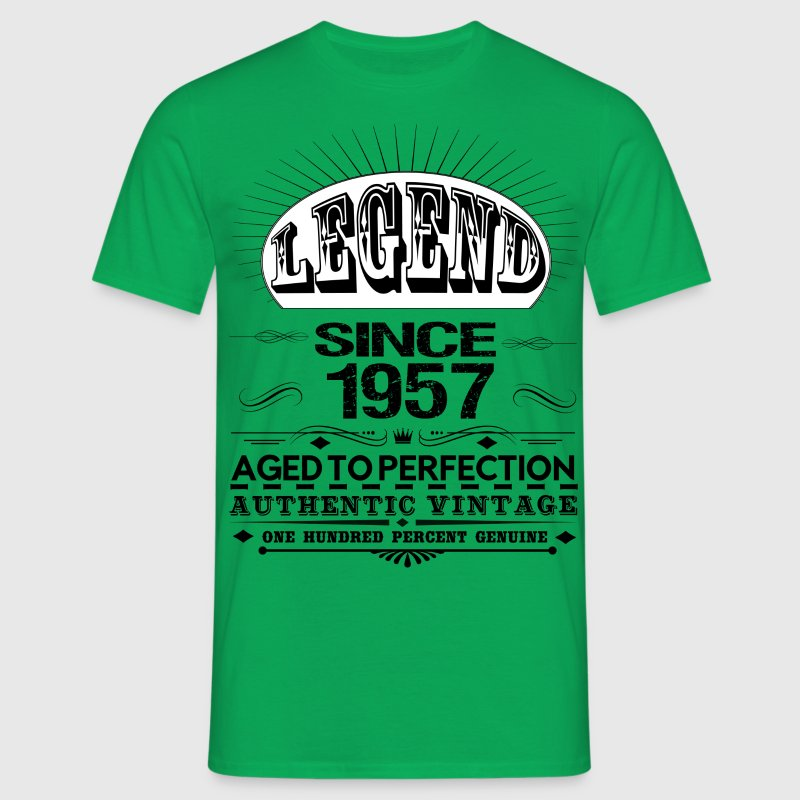 LEGEND SINCE 1957 T-Shirts - Men's T-Shirt