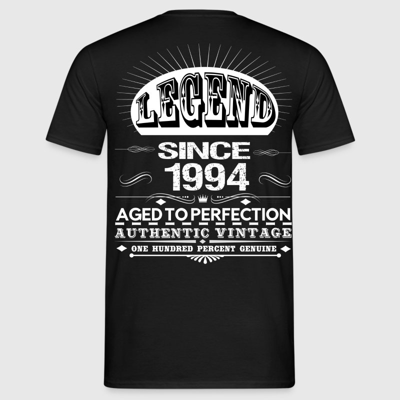 LEGEND SINCE 1994 T-Shirts - Men's T-Shirt