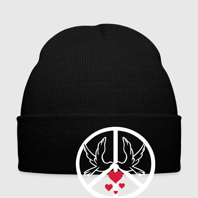Peace & Love Caps & Hats - Winter Hat