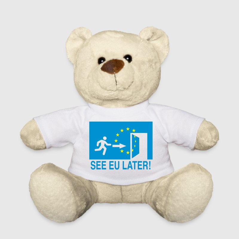 Brexit Exit Teddy Bear - Teddy Bear