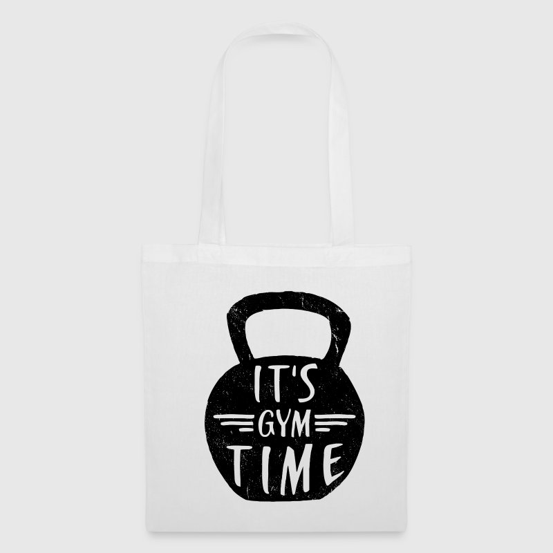 IT'S GYM TIME Bags & Backpacks - Tote Bag