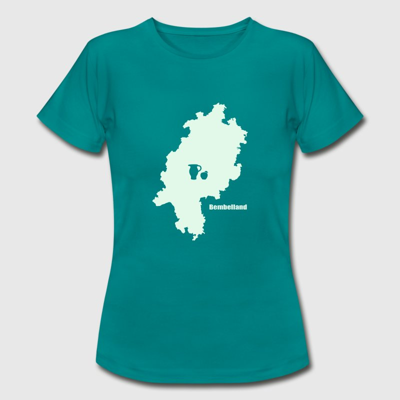 Bembelland T-Shirts - Frauen T-Shirt