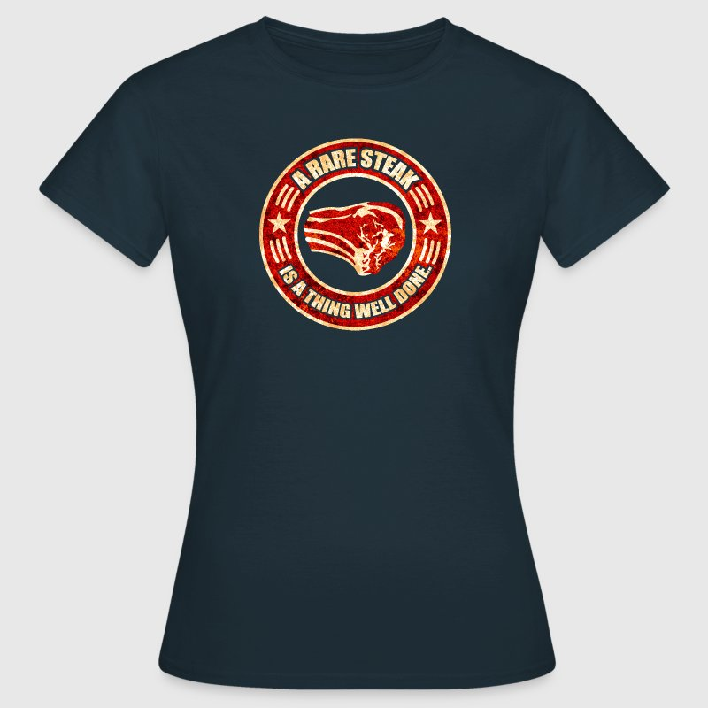 Steak T-Shirts - Frauen T-Shirt
