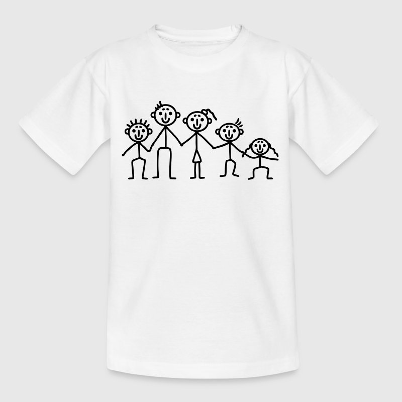 Vater Mutter Kind T-Shirts - Kinder T-Shirt