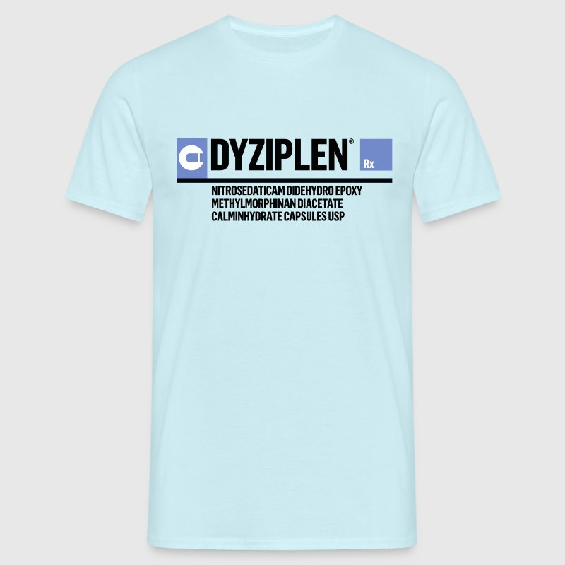 DYZIPLEN - Men's T-Shirt