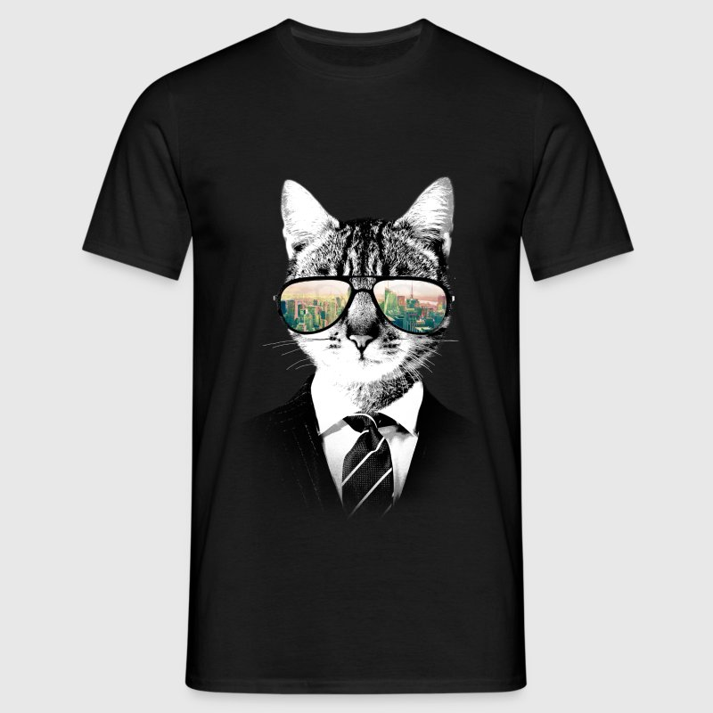 NYC Cat Tee shirts - T-shirt Homme