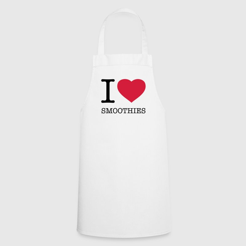 I LOVE SMOOTHIES  Aprons - Cooking Apron