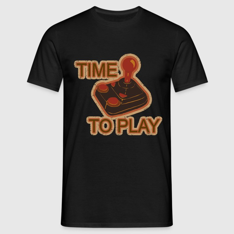 TIME TO PLAY Camisetas - Camiseta hombre