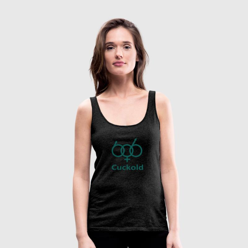 cuckold Tops - Frauen Premium Tank Top