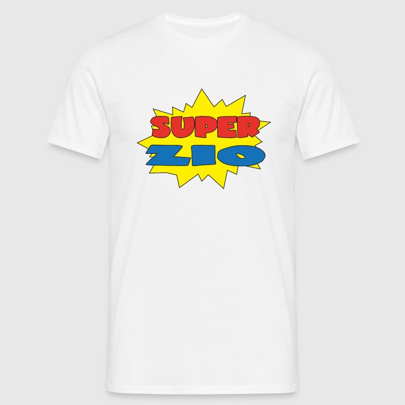 Super zio T-Shirts - Men's T-Shirt