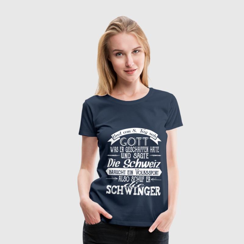 schwinger schwingen t shirt spreadshirt. Black Bedroom Furniture Sets. Home Design Ideas