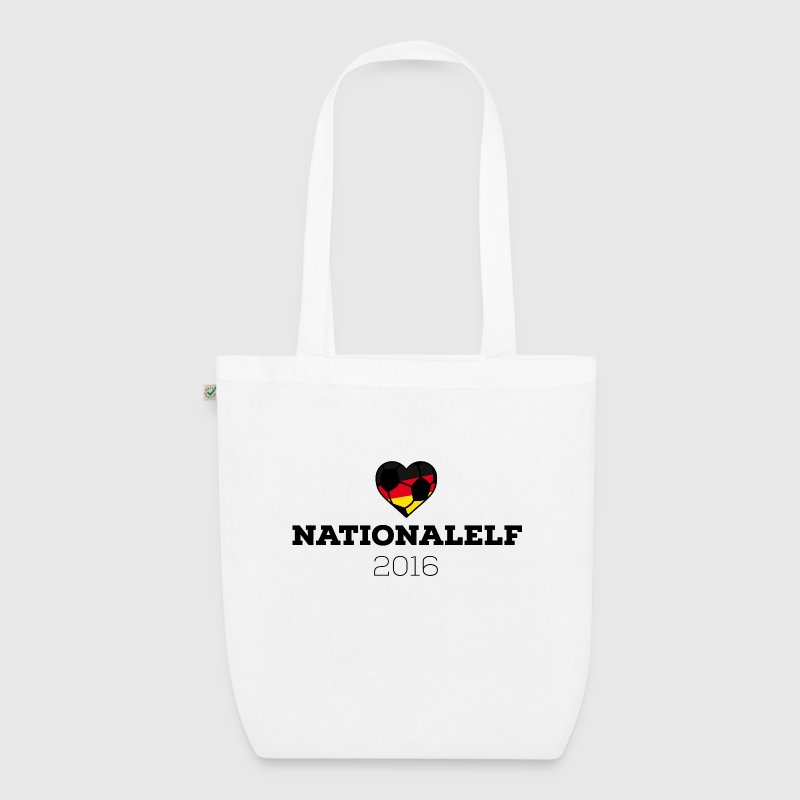 EM 2016 Nationalelf Germany Bags & Backpacks - EarthPositive Tote Bag