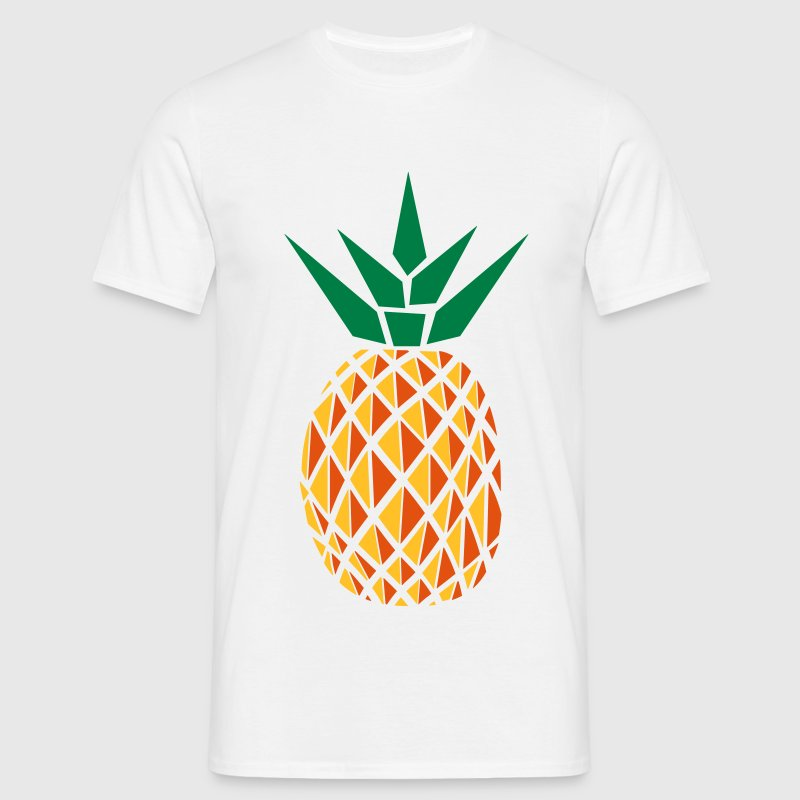 Ananas addict ! - T-shirt Homme