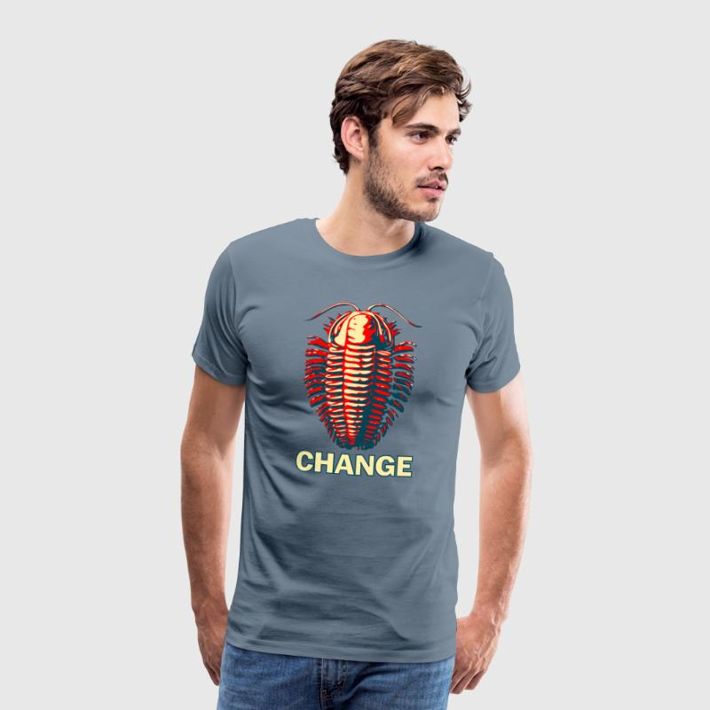 Trilobite Change - Men's Premium T-Shirt