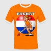 Dutch women's hockey team T-Shirts - Men's Ringer Shirt