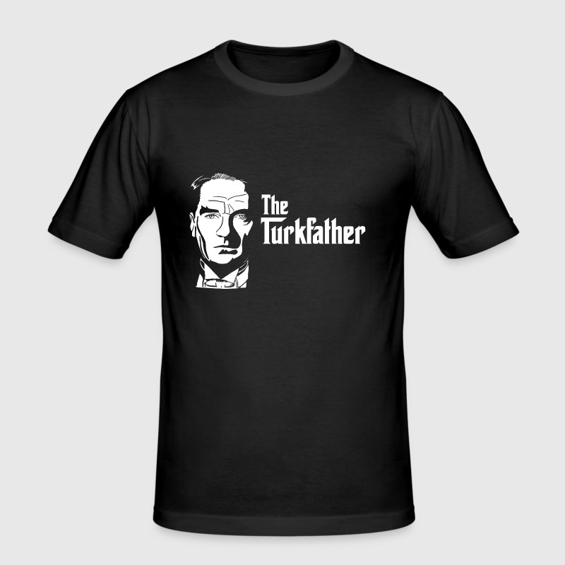 The Turkfather T-Shirts - Men's Slim Fit T-Shirt