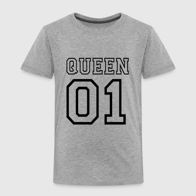 quePARTNERSHIRT - Queen 01 Shirts - Kids' Premium T-Shirt