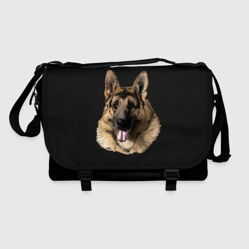 German shepherd Bags & Backpacks - Shoulder Bag