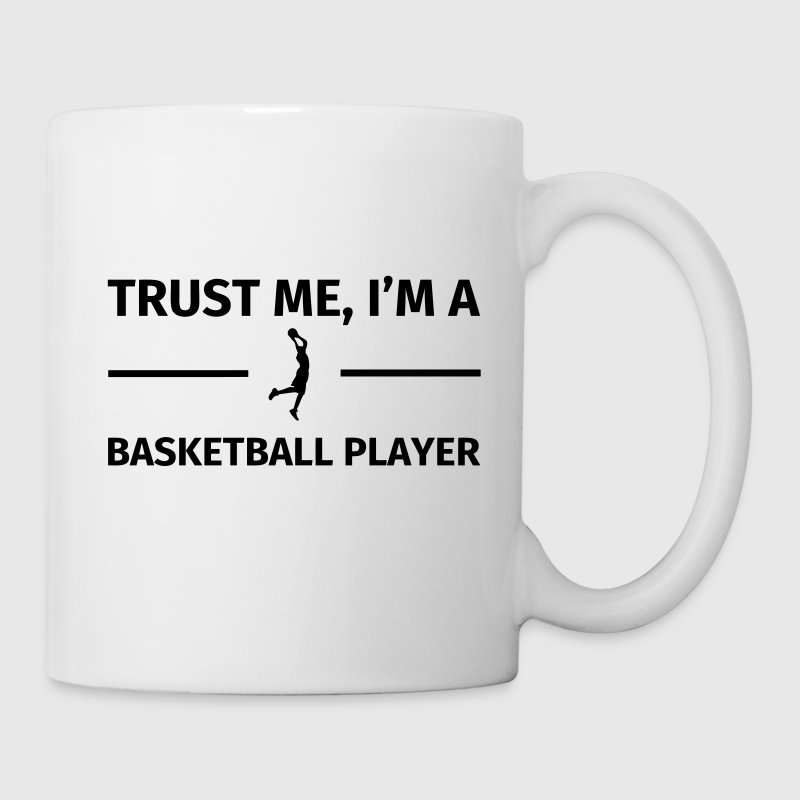 Trust Me I'm a Basketball Tazze & Accessori - Tazza