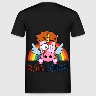 Veste Enfant Unicorn, Licorne RainBow-ie - T-shirt Homme