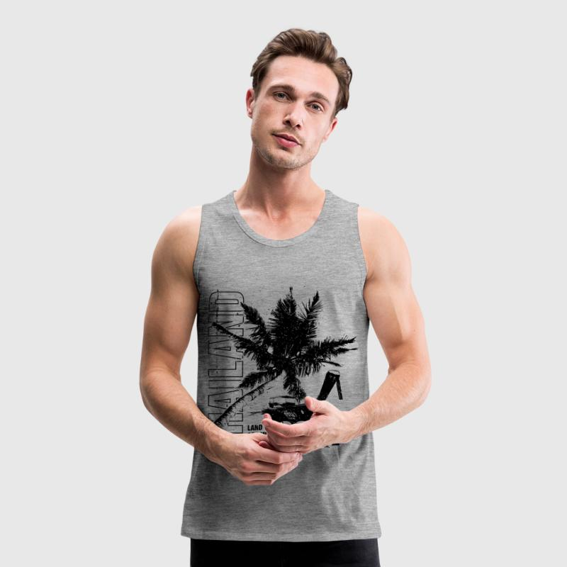 Thailand 2017 Sports wear - Men's Premium Tank Top