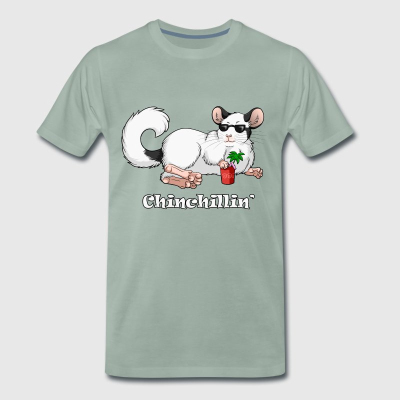 Chinchillin' T-Shirts - Men's Premium T-Shirt