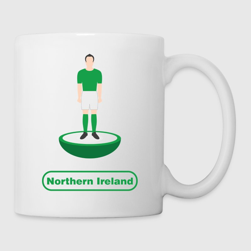 Northern Ireland football  - Mug