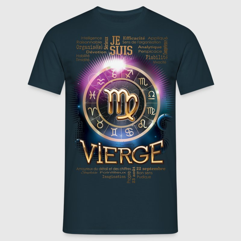 VIERGE Tee shirts - T-shirt Homme