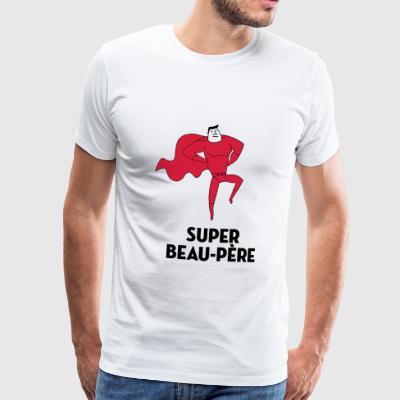 cadeaux beau pere commander en ligne spreadshirt. Black Bedroom Furniture Sets. Home Design Ideas