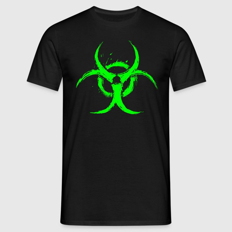 Toxic - T-shirt Homme