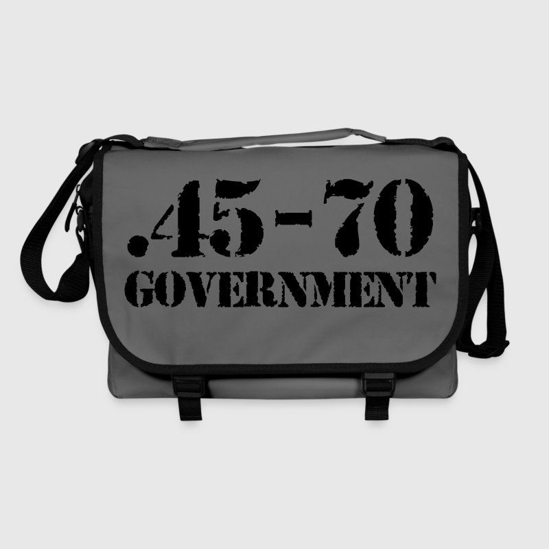 45-70 caliber ammo - Shoulder Bag