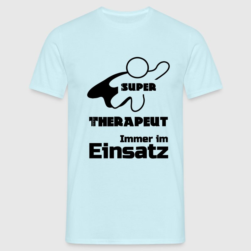 Super-Therapeut T-Shirts - Männer T-Shirt