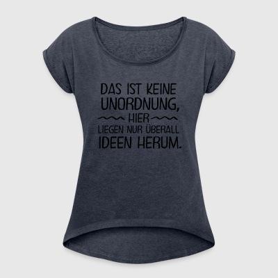 suchbegriff 39 unordnung lustig 39 t shirts online bestellen spreadshirt. Black Bedroom Furniture Sets. Home Design Ideas