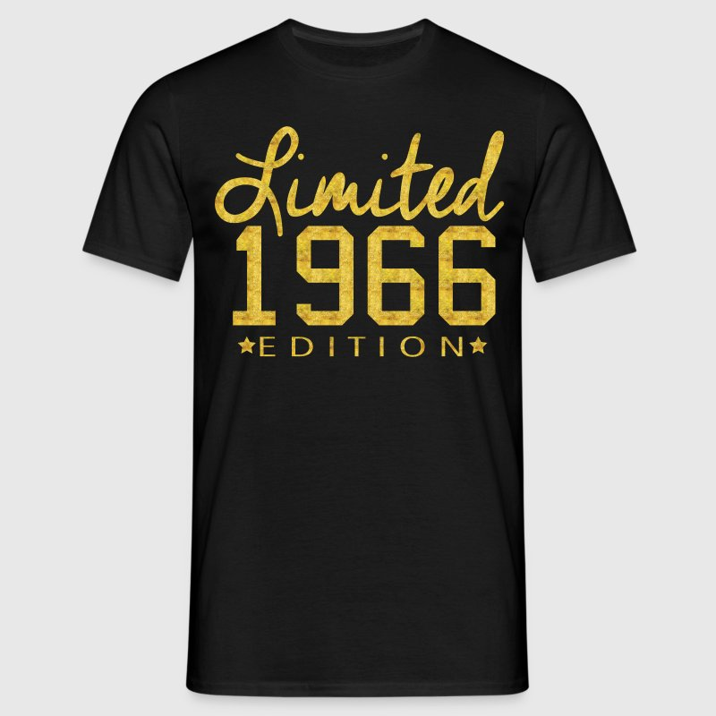Limited 1966 Edition T-Shirts - Men's T-Shirt