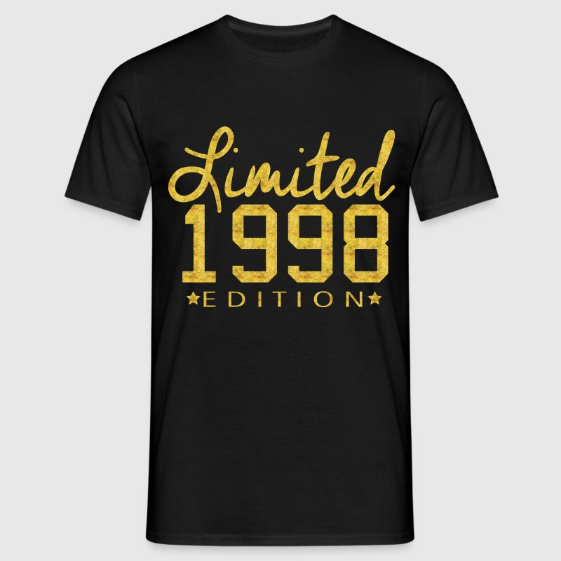 Limited 1998 Edition T-Shirts - Men's T-Shirt