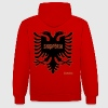 Shqipëria Albania Francisco Evans ™ Sweat-shirts - Sweat-shirt contraste