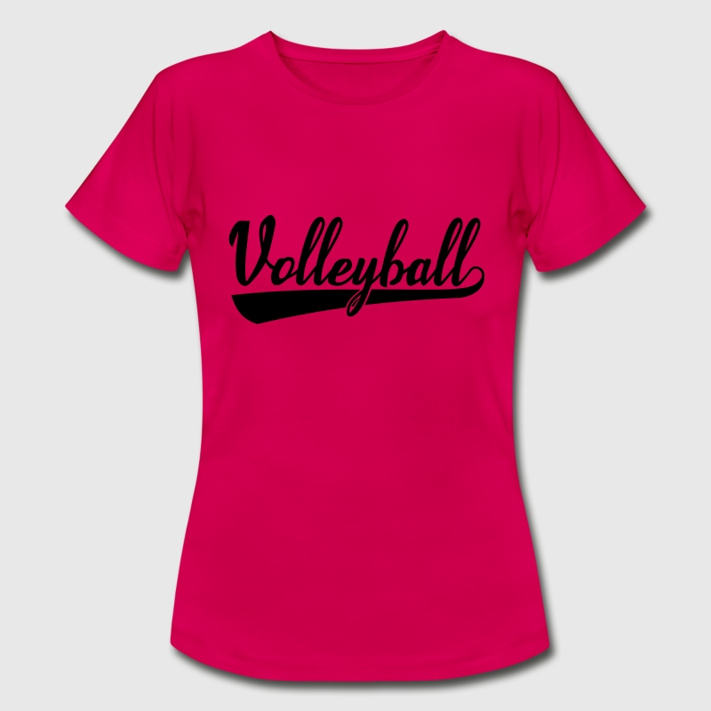 Volleyball Swash T-Shirts - Frauen T-Shirt