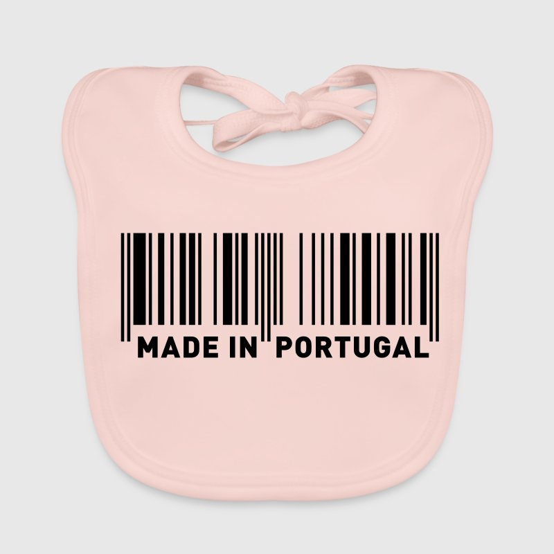 MADE IN PORTUGAL Babysmekke - Baby Bio-Lätzchen