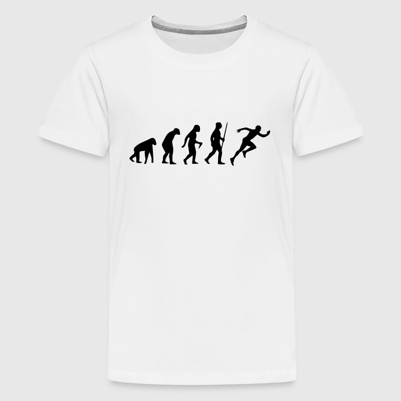 SPRINTER EVOLUTION! T-Shirts - Teenager Premium T-Shirt