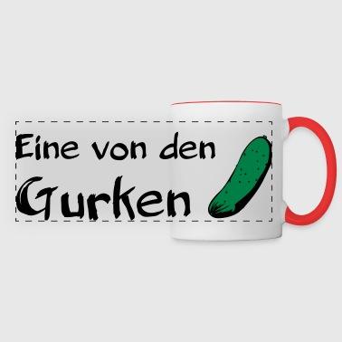 suchbegriff 39 gurken 39 tassen zubeh r online bestellen spreadshirt. Black Bedroom Furniture Sets. Home Design Ideas