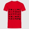 Langage international - T-shirt Homme