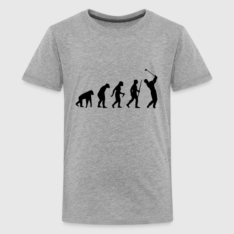 GOLF EVOLUTION Tee shirts - T-shirt Premium Ado