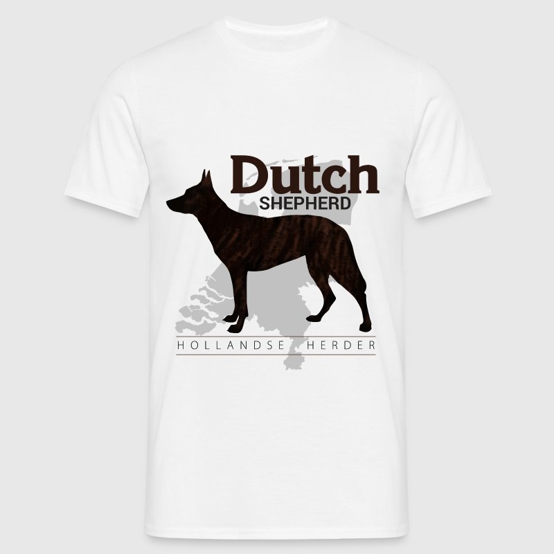Dutch Shepherd - Men's T-Shirt
