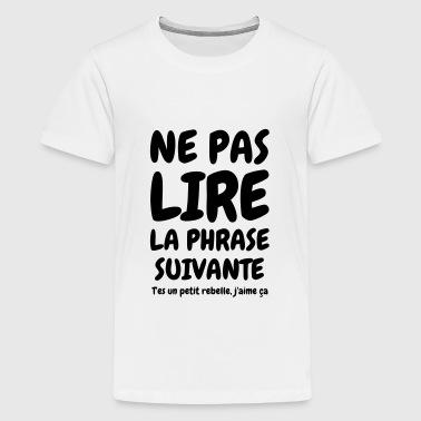 tee shirts citations commander en ligne spreadshirt. Black Bedroom Furniture Sets. Home Design Ideas