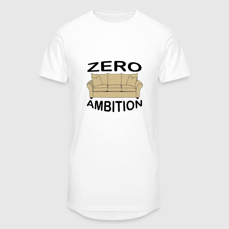 zero ambition Tee shirts - T-shirt long homme